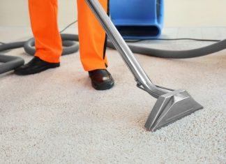 carpet cleaning services for office